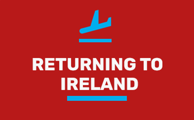 Returning to Ireland